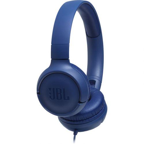 Гарнитура JBL T500 (JBLT500BLU) Blue купить