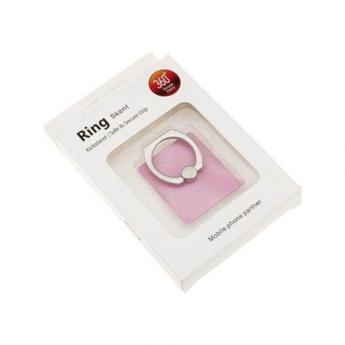 Автодержатель Ring Holder KickStand универсальный Smartphone Rose Gold в Украине