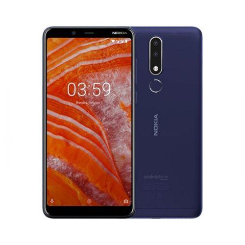Смартфон Nokia 3.1 Plus Dual Sim (TA-1104) Indigo купить