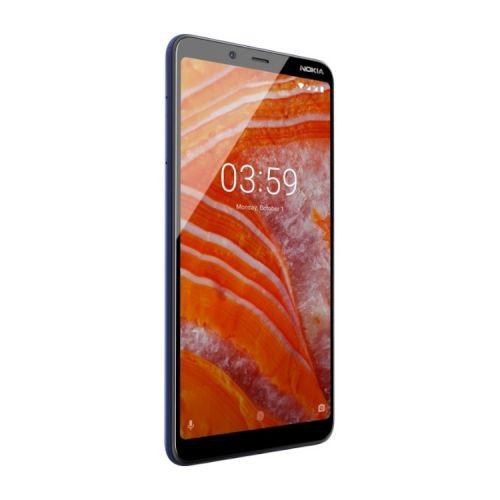 Смартфон Nokia 3.1 Plus Dual Sim (TA-1104) Indigo недорого