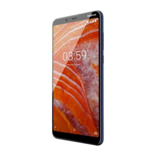 Смартфон Nokia 3.1 Plus Dual Sim (TA-1104) Indigo в Украине