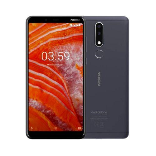 Смартфон Nokia 3.1 Plus Dual Sim (TA-1104) Marengo купить