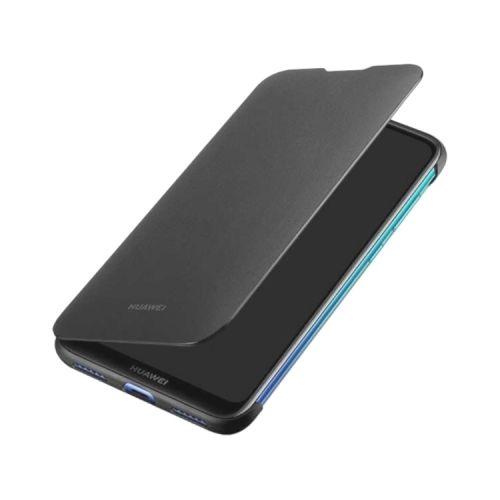 Чехол Huawei Y7 2019 Flip Cover Black
