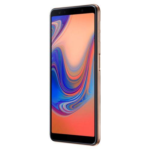 Смартфон Samsung Galaxy A7 2018 Gold в Украине