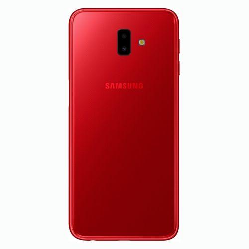 Смартфон Samsung Galaxy J6 Plus Red недорого