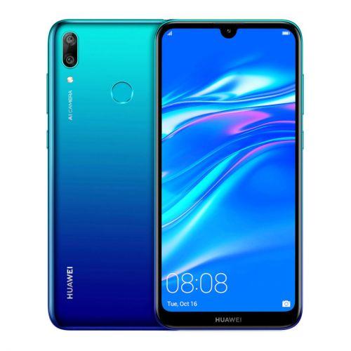 Смартфон Huawei Y7 2019 3/32GB (DUB-LX1) Aurora Blue купить