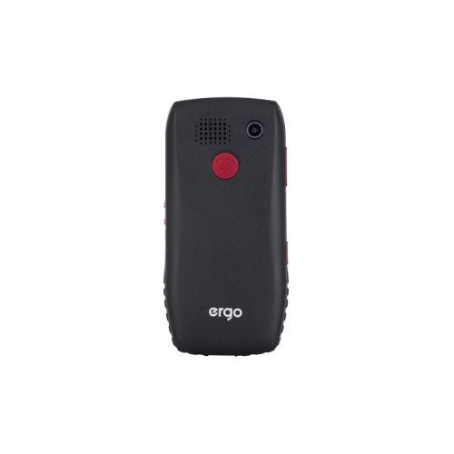 Мобильный телефон Ergo F184 Respect Dual Sim Black в Украине