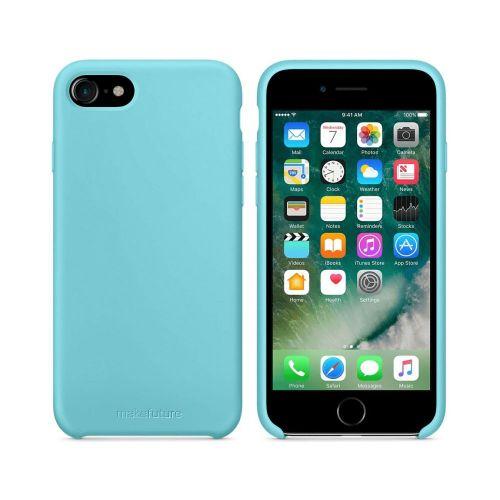 Чехол MakeFuture Silicone для Apple iPhone 8 (MCS-AI8LB) Light Blue купить