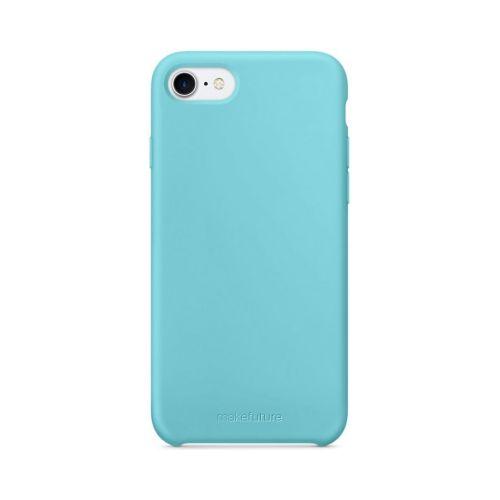 Чехол MakeFuture Silicone для Apple iPhone 8 (MCS-AI8LB) Light Blue