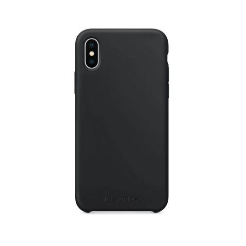 Чехол MakeFuture Silicone для Apple iPhone X (MCS-AIXBK) Black