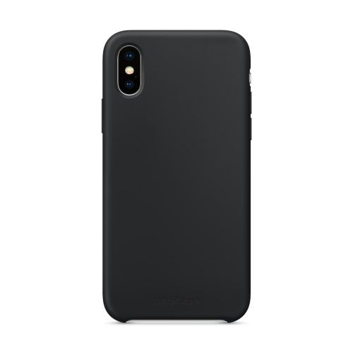 Чехол MakeFuture Silicone для Apple iPhone XS (MCS-AIXSBK) Black
