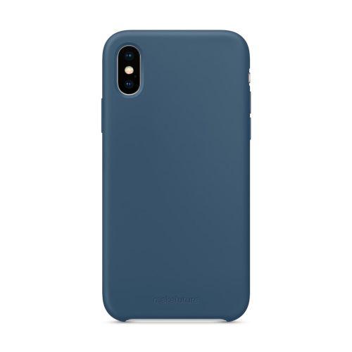 Чехол MakeFuture Silicone для Apple iPhone XS (MCS-AIXSBL) Blue