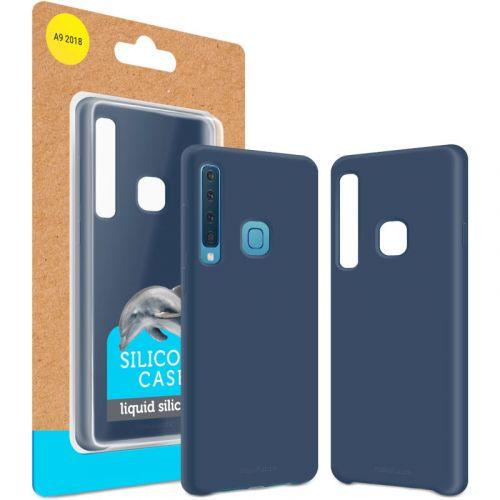 Чехол MakeFuture Silicone для Samsung A9 2018 A920 (MCS-SA920BL) Blue купить
