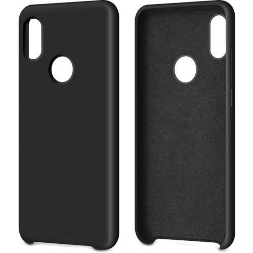 Чохол MakeFuture Silicone для Xiaomi Mi 8 (MCS-XM8BK) Black