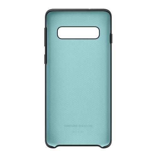 Чехол Samsung Silicone Cover для Galaxy S10 (EF-PG973TBEGRU) Black в Украине