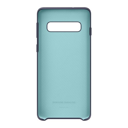 Чехол Samsung Silicone Cover для Galaxy S10 (EF-PG973TNEGRU) Navy в Украине