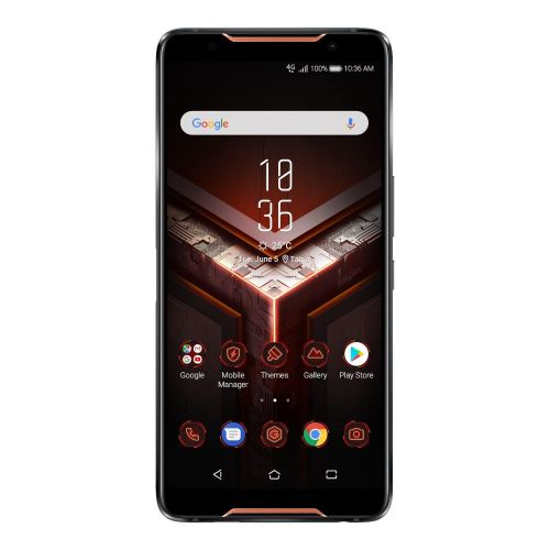 Смартфон Asus ROG ZS600KL 8/128GB Dual Sim Black