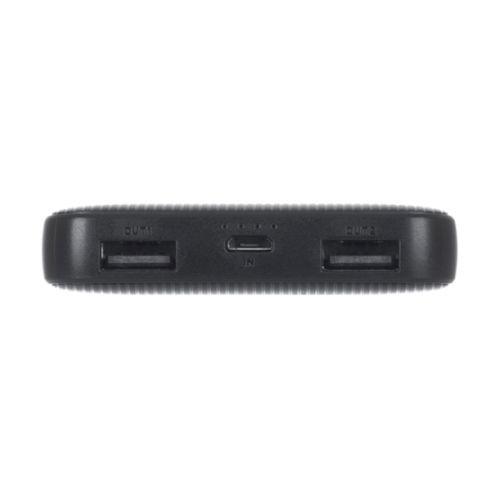 Портативный аккумулятор 10000mAh Ergo LP-103 Li-pol Black фото