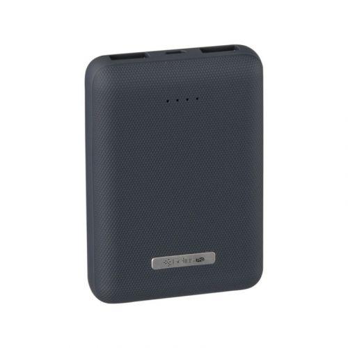 Портативний акумулятор 5000mAh Gelius Pro Soft (GP-PB5-G2) Dark Blue