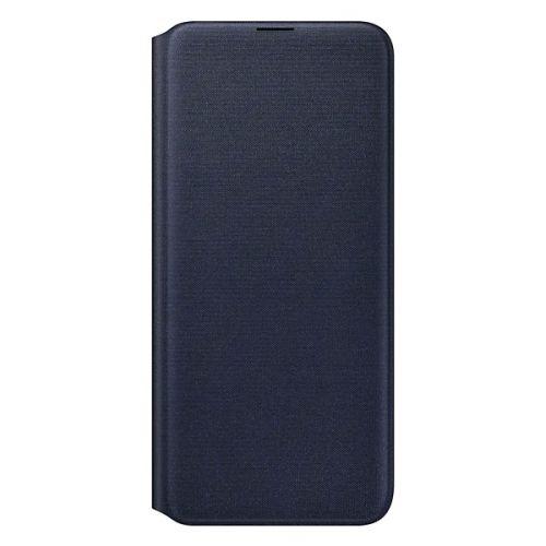 Чехол Samsung Wallet Cover для Galaxy A20 (EF-WA205PBEGRU) Black