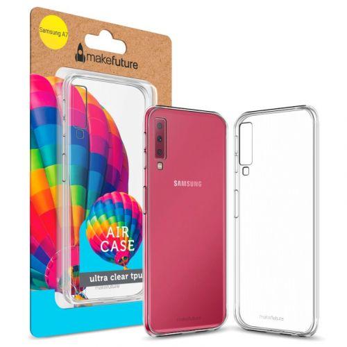 Чехол MakeFuture Air для Samsung Galaxy A7 2018 Clear купить