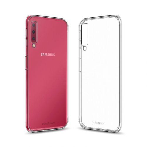 Чехол MakeFuture Air для Samsung Galaxy A7 2018 Clear