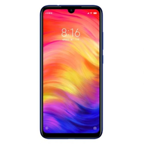 Смартфон Xiaomi Redmi Note 7 4/128GB Neptune Blue купить