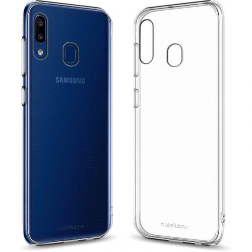 Чехол MakeFuture Air для Samsung Galaxy A20/A30 (Clear)