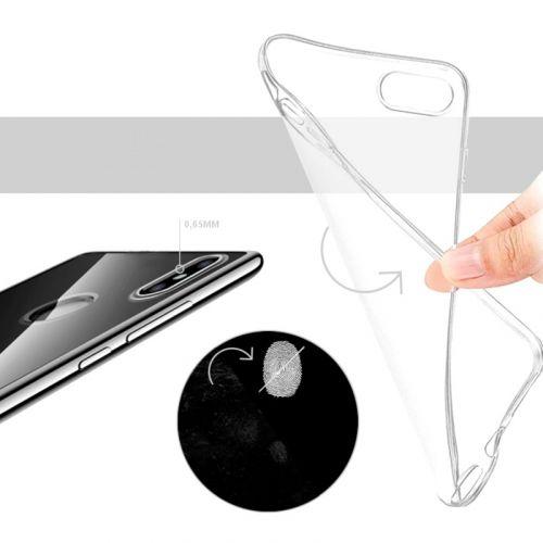Чехол GlobalCase Extra Slim для Nokia 3.1 Plus Clear купить