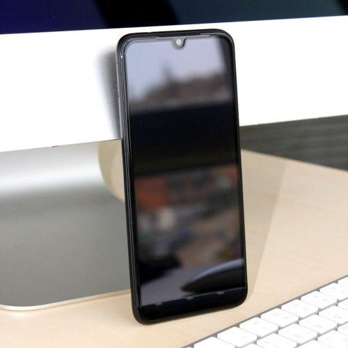 Защитное стекло MakeFuture Full Glue для Xiaomi Redmi 7 Black купить
