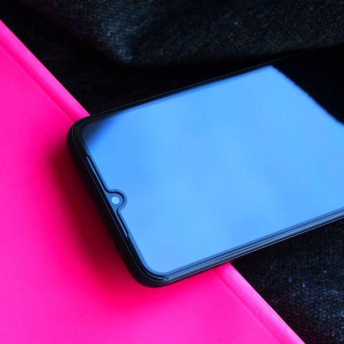 Защитное стекло MakeFuture Full Glue для Xiaomi Redmi 7 Black недорого
