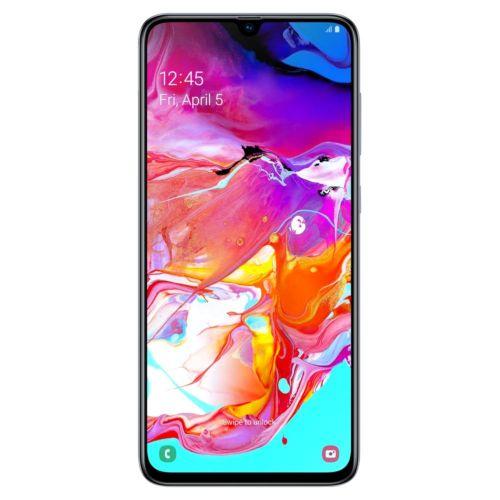Смартфон Samsung Galaxy A70 6/128GB 2019 White купить