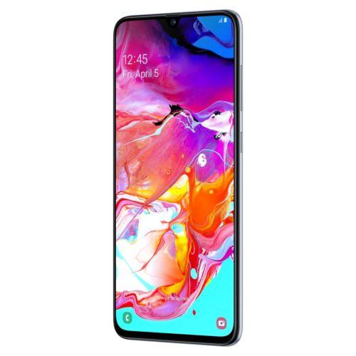 Смартфон Samsung Galaxy A70 6/128GB 2019 White в Украине