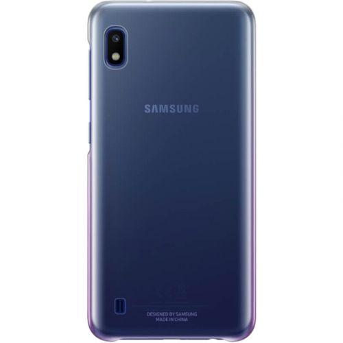 Чехол Samsung Gradation Cover для Galaxy A10 (EF-AA105CVEGRU) Violet купить