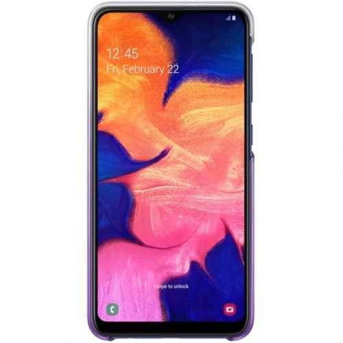 Чехол Samsung Gradation Cover для Galaxy A10 (EF-AA105CVEGRU) Violet недорого