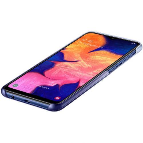 Чехол Samsung Gradation Cover для Galaxy A10 (EF-AA105CVEGRU) Violet в интернет-магазине