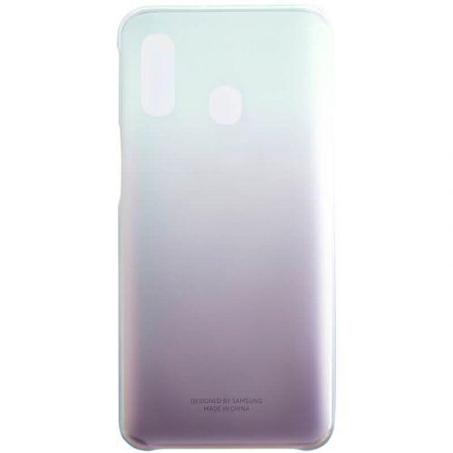 Чехол Samsung Gradation Cover для Galaxy A40 (EF-AA405CBEGRU) Black