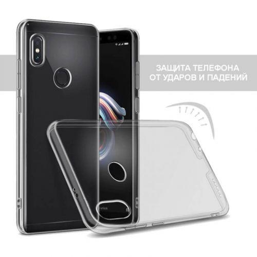 Чехол GlobalCase Extra Slim для Samsung Galaxy A50 (Dark) недорого