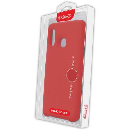 Чехол Intaleo Velvet для Samsung Galaxy A30 (Red) недорого