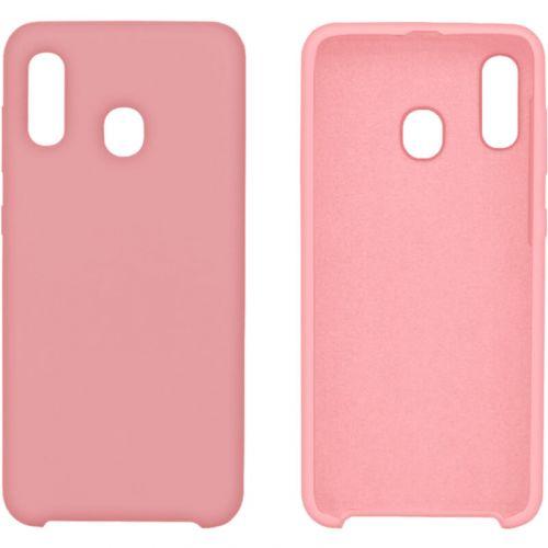 Чехол Intaleo Velvet для Samsung Galaxy A30 (Pink)