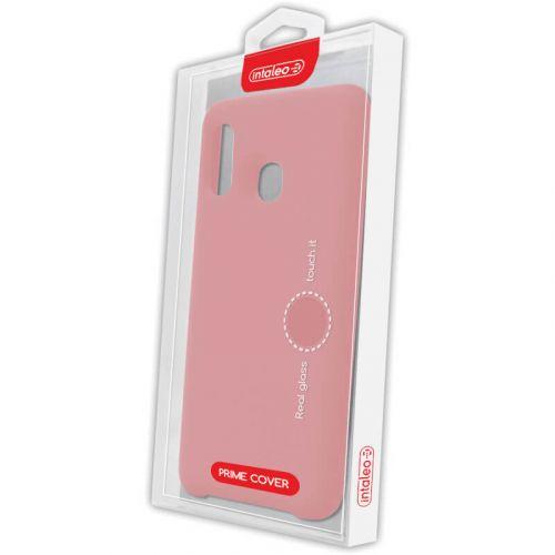 Чехол Intaleo Velvet для Samsung Galaxy A30 (Pink) недорого