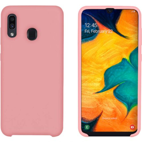 Чехол Intaleo Velvet для Samsung Galaxy A30 (Pink) купить