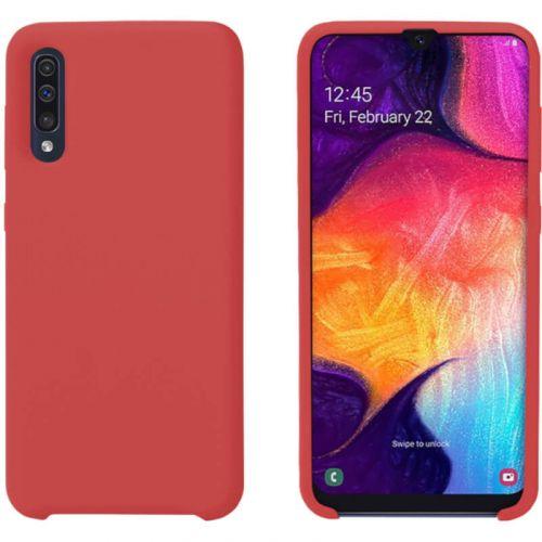 Чехол Intaleo Velvet для Samsung Galaxy A50 (Red)