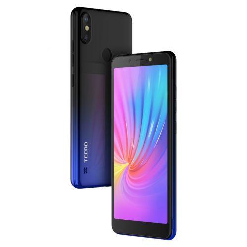 Смартфон Tecno POP 2s Pro KB2j Dual Sim Nebula Black