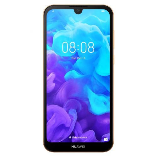 Смартфон Huawei Y5 2019 2/16GB (AMN-LX9) Amber Brown купить