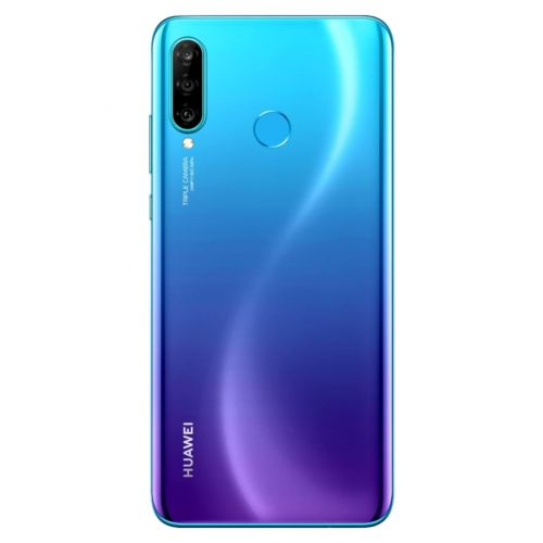 Смартфон Huawei P30 Lite 4/128GB (MAR-LX1A) Peacock Blue недорого