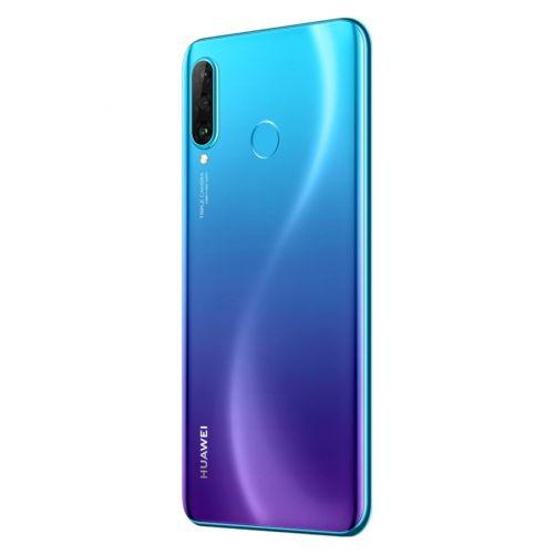 Смартфон Huawei P30 Lite 4/128GB (MAR-LX1A) Peacock Blue фото