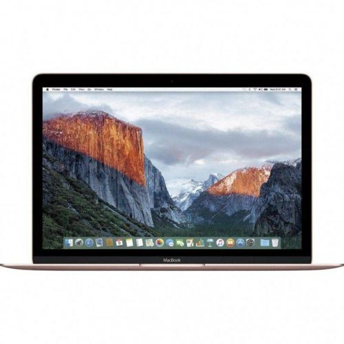 Ноутбук Apple Macbook A1534 12