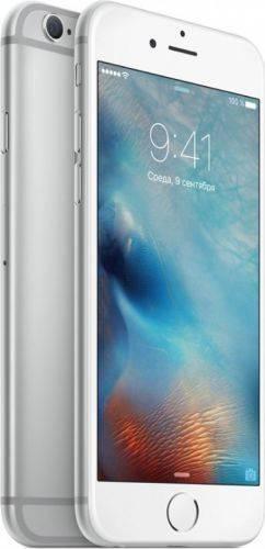 Смартфон Apple iPhone 6s 32GB (MN0X2) Silver купить