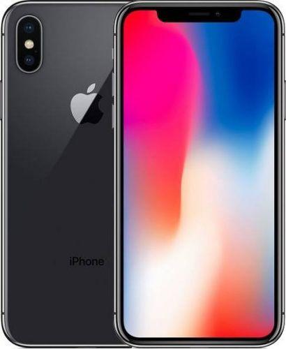 Смартфон Apple iPhone X 256GB (MQAF2) Space Grey